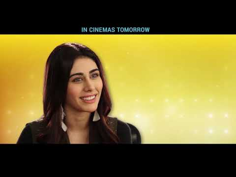 Loveyatri : Meet Michelle | Aayush Sharma | Warina Hussain | Abhiraj Minawala | 5th October