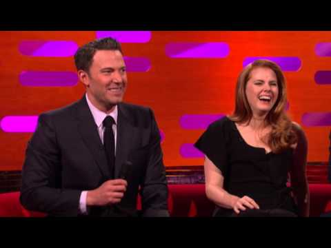 Ben Affleck and Henry Cavill do their Batman voices – The Graham Norton Show: Preview