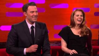Ben Affleck And Henry Cavill Do Their Batman Voices – The Graham Norton Show Preview