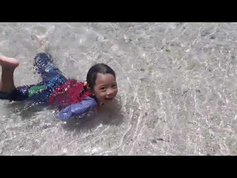 Ku Lari Ke Pantai - RAN | FAMILY TRIP
