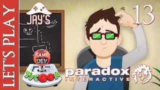 [FR] Game Dev Tycoon : Le studio Paradox Interactive - Épisode 13