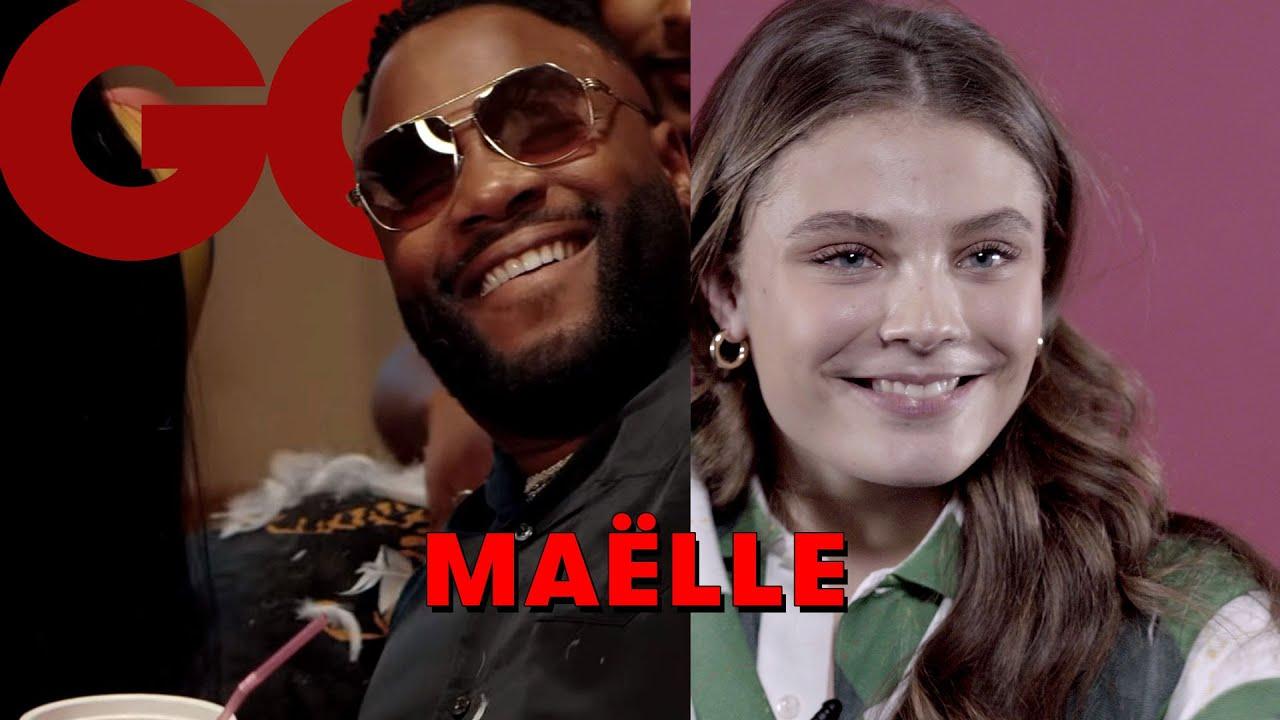 Maëlle juge le rap français : Booba, Gambi, Ninho… | GQ
