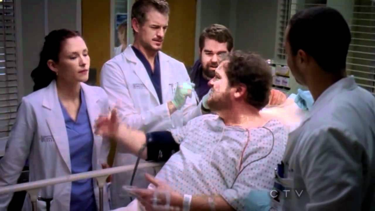 Jackson and Lexie 7x15 Scenes - Grey\'s Anatomy - YouTube