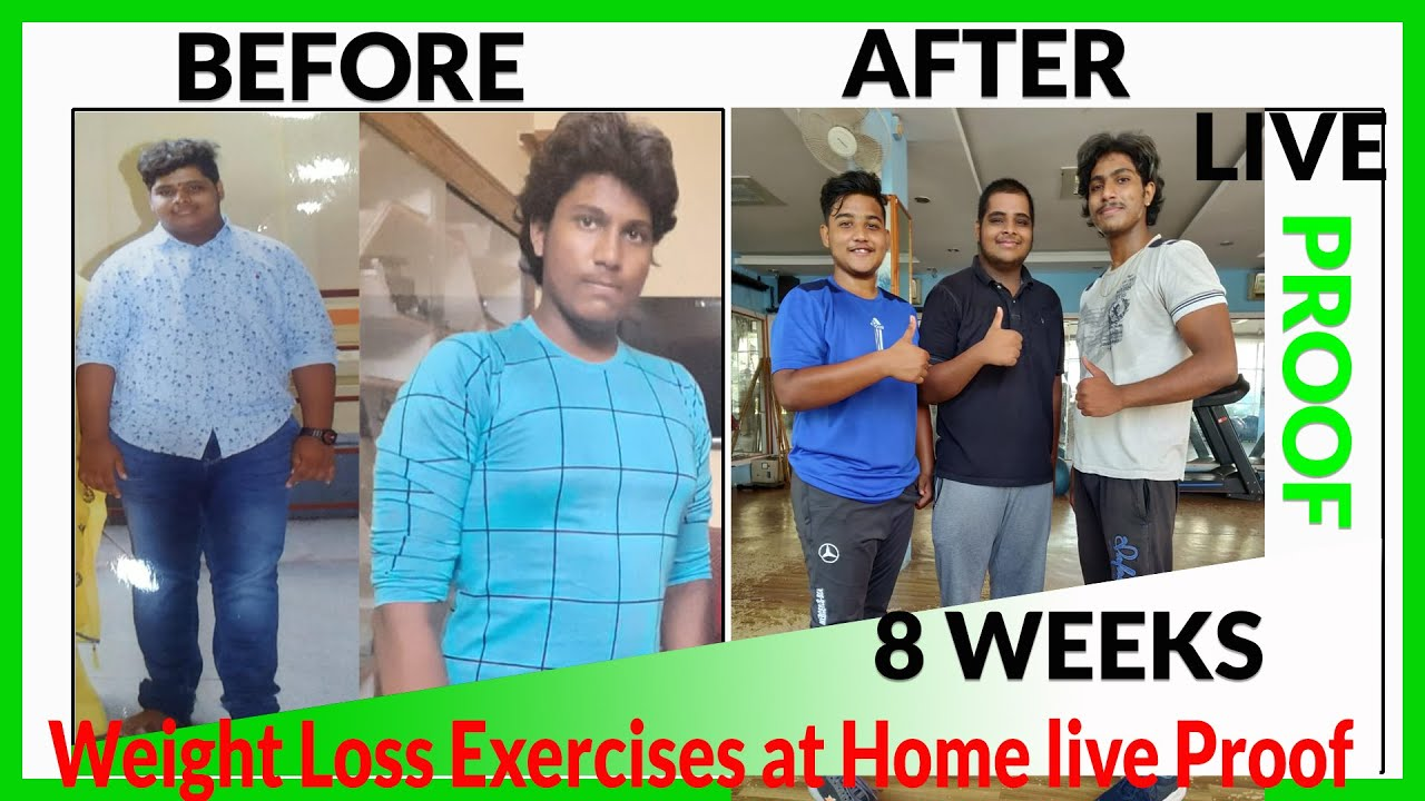 Best Weight Loss Exercises at Home live Proof   Weight Loss Body granite Telugu Fitness Channel