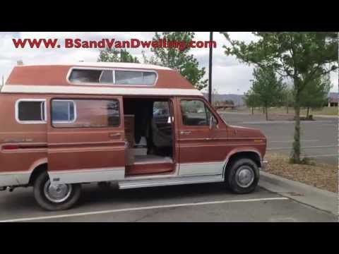 Tour Of The Van I Live In Vandwelling At Its Best Youtube