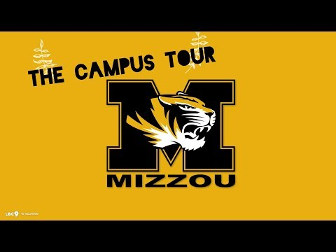 University of Missouri-Columbia: Mizzou Campus Tour