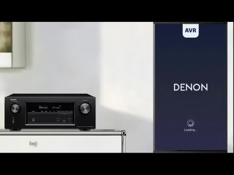 New Denon Remote App 2016