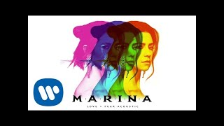 MARINA - No More Suckers Acoustic ( Audio)