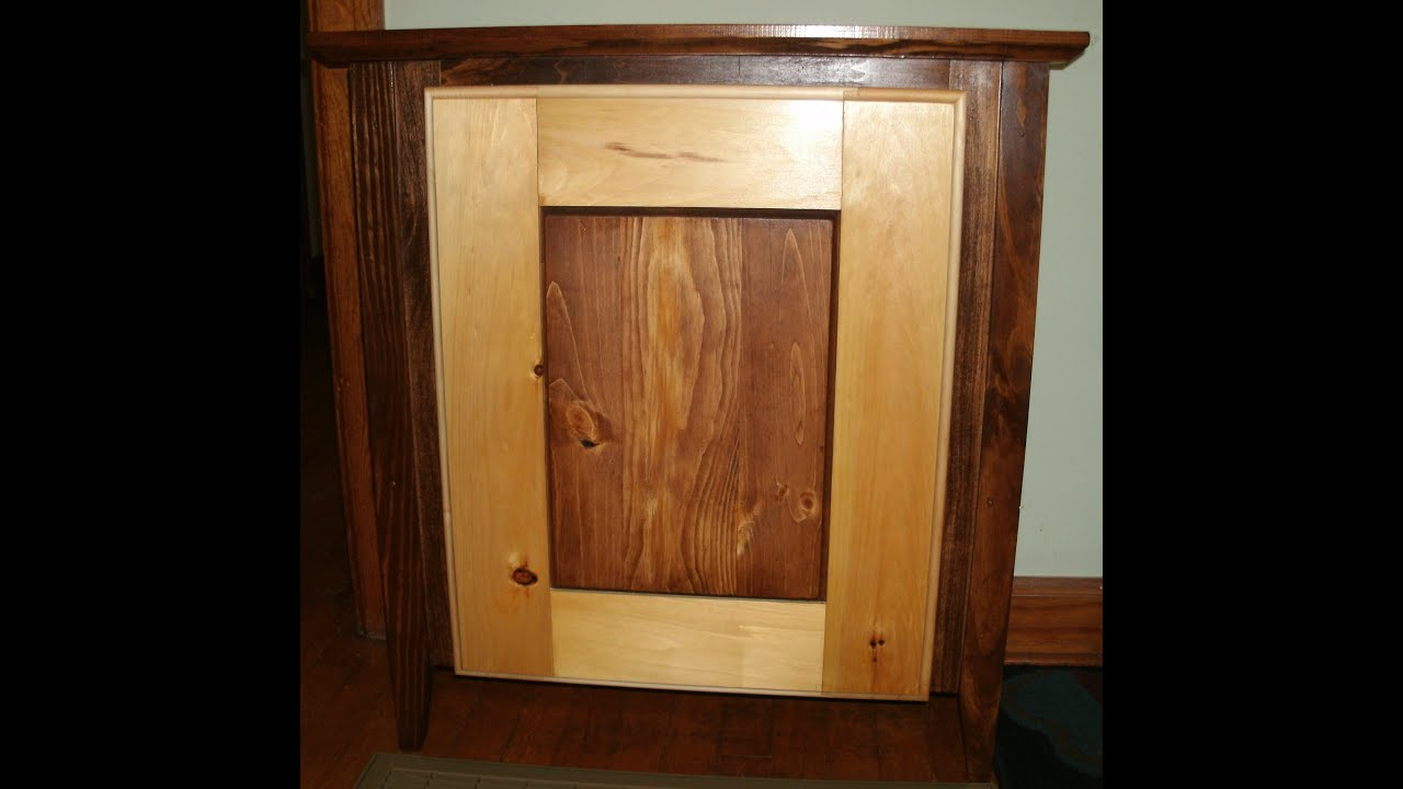 How to build a small bar cabinet youtube for How to build a mini bar cabinet
