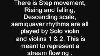 Analysis of Spring-1st movement Allegro-From the Four Seasons