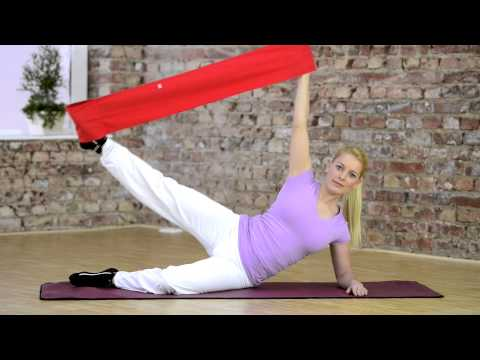 Video: Sissel Pilates Band