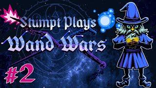 Wand Wars - #2 - Team Arena (4 Player Gameplay)