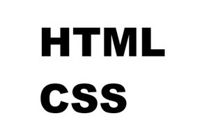 HTML and CSS it will not be the best - Notepad++