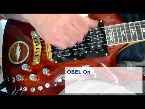 Using an On Board Effects Loop (OBEL) Equipped Guitar with The HubBub OBEL Junction Box