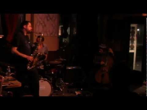 The Ballister Trio April 8, 2012
