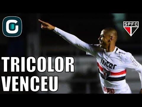 São Paulo 1x0 Paraná | São Paulo Precisa Jogar Mais Bola- Gazeta Esportiva (17/04/18)