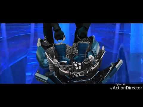 Iron Man Mark V Suit Up (Slow Motion)