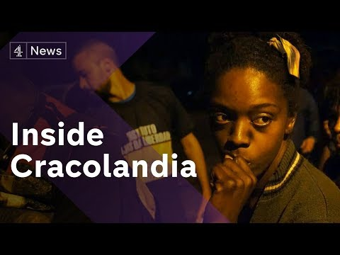 Inside Rio's Cracolandia - amid Brazil's dramatic political shift