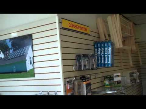Maine Solar Power Store Showroom