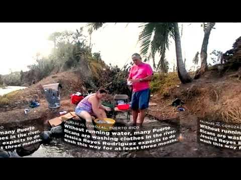 News & Web 360 Video – Hurricane Maria