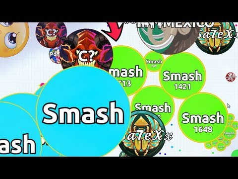 I'M IN TROUBLE!! SOLO AGARIO GAMEPLAYS | Agar.io