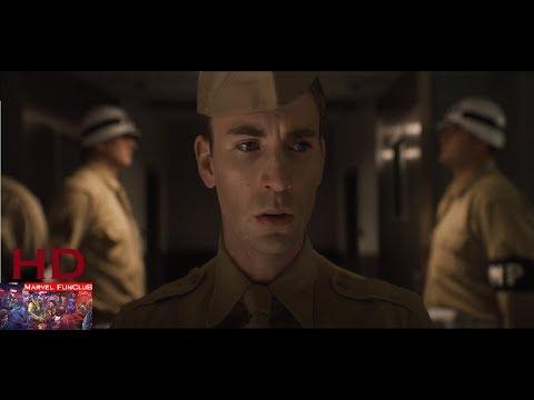 Kaptan Amerika : İlk Yenilmez | Steve rogers süper asker projesine katılıyor | HD