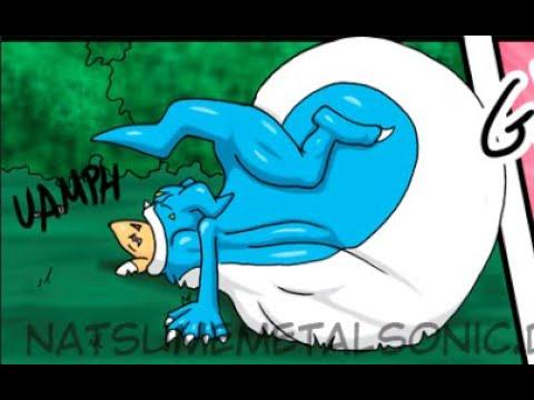 Digimon Vore Comic - VoreMon (Natsumemetalsonic)