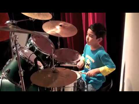 Haniel On Drums-'King Of Majesty' (Oct. 2009)