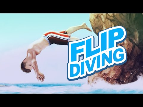 THATS GOING TO HURT | Flip Diving