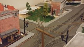 N Scale Battery Powered Streetcar Project