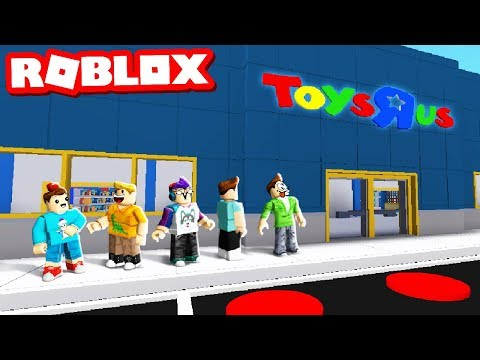 TOYS R US TYCOON IN ROBLOX! Our Own Toy Store! (Roblox Toys R Us Tycoon)