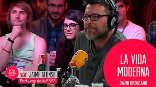 La tensió con la Fundación Nacional Francisco Franco #LaVidaModerna