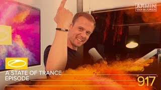 A State Of Trance Episode 917 [#ASOT917] – Armin van Buuren