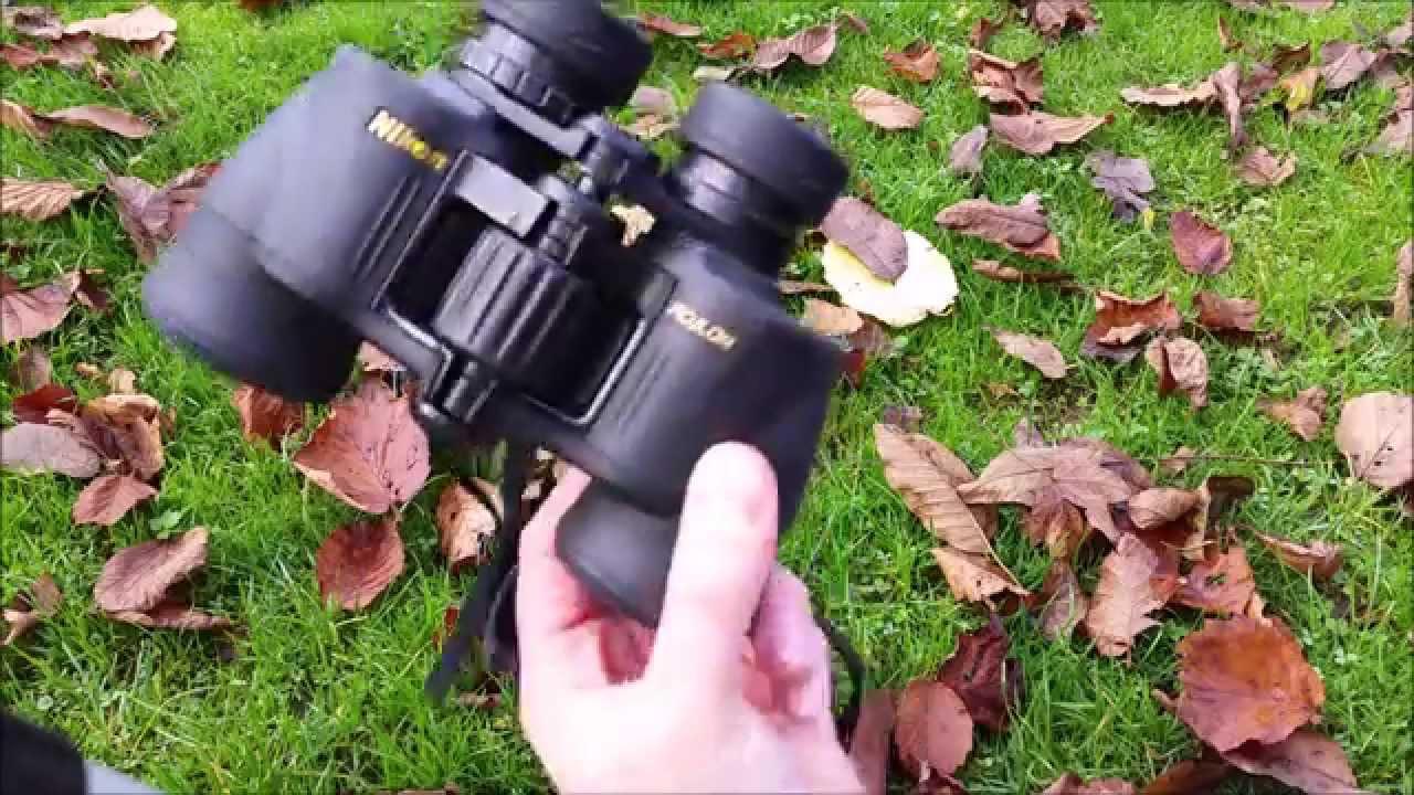 Nikon aculon 7x35 fernglas review youtube