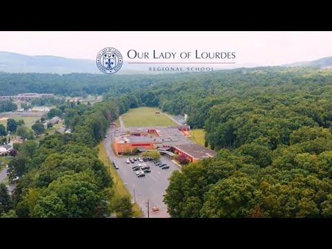 Our Lady Of Lourdes Regional School, Coal Township PA