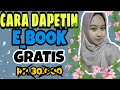 CARA DOWNLOAD BUKU GRATIS II EBOOK GRATIS
