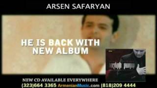 ARSEN SAFARYAN NEW CD 2009 HUSHERI QAGHAQ