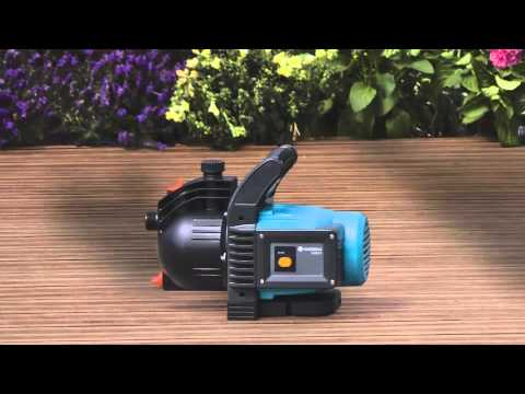 GARDENA Pumps POS | Irrigation