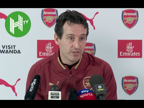 Bournemouth v Arsenal | Unai Emery: I am NOT under pressure but we must beat Bournemouth
