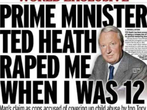 Bill Woodhouse knew Tory child abuse prime minister Ted Heath through yachting & Royal Navy
