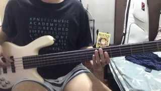 Please - Atom (อะตอม ชนกันต์) Bass Cover By Ped Jung