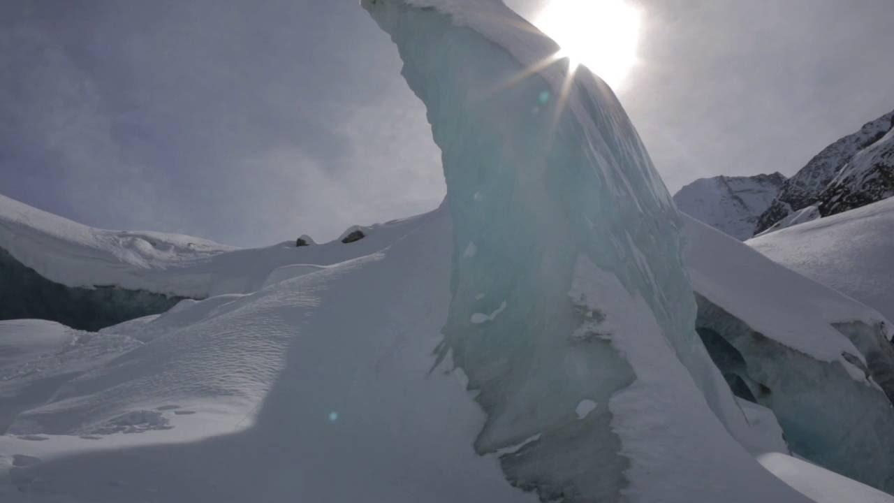 EILI - Grotte Glaciaire de Zinal