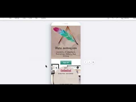 Optimize Your Wix Site For Mobile (part 1)