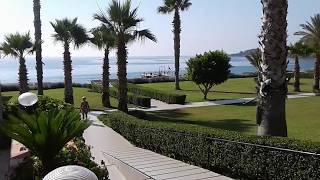Обзор отзыв Отель Киликия (Чамьюва Турция) Kilikya Resort Camyuva 5* (Июнь 2017)