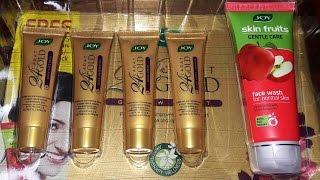 Joy 24 Carat Gold Glow Facial Kit Review thumbnail
