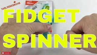 Mega Construx Fidget Spinners REVIEW !