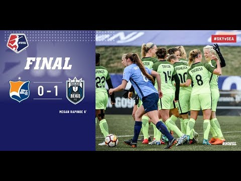Highlights: Sky Blue FC vs. Seattle Reign FC | April 15, 2018