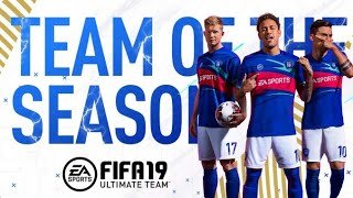 FIFA MOBILE 19 - EVENT TOTS! TEAM OF THE SEASON - TAK JEST MAMY TO !