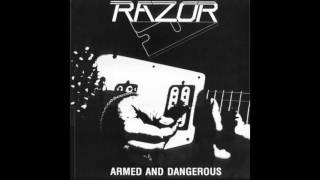 Watch Razor Armed And Dangerous video