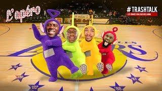 Le projet Lakers : entre cirque et showtime à Hollywood